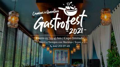 Photo of Todo listo para el GastroFest 2021