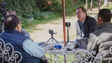 Photo of Senador Gilberto Herrera llama a trabajar por la 4T y por Celia Maya