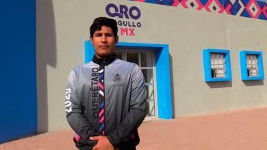 Photo of Queretano Gilberto Cardoso busca boleto para Juegos Olímpicos