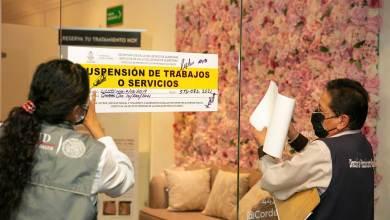 Photo of Siguen las suspensiones de la Unidad Anti Covid-19 en Querétaro
