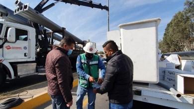 Photo of La Administración de Tequisquiapan rehabilitó el alumbrado público en San Nicolás