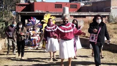 Photo of Celia Maya se reunió con militantes de MORENA en Amealco