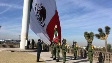 Photo of La Bandera Mexicana símbolo de Unidad Nacional