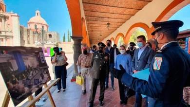 Photo of Instalan en Tequisquiapan muestra fotográfica del Ejército Mexicano