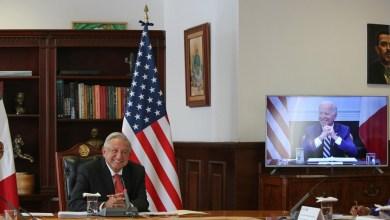 Photo of México y EU se comprometen a trabajar juntos contra la pandemia