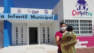 Photo of Inauguran «Chiquitzin» guardería municipal en San Juan del Río