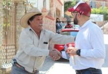Photo of Vista Jorge Luis Montes las comunidades de Arcila y Senegal de las Palomas