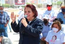 Photo of Celia Maya recorre San Juan del Río y promete terminar con la corrupción