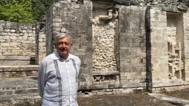 Photo of AMLO supervisa construcción del Tren Maya en Campeche