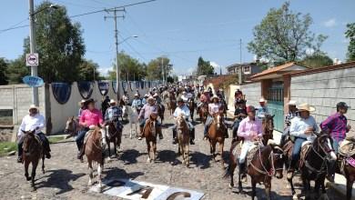 Photo of Ricardo Badillo encabeza tercer cabalgata de Fuerza por México