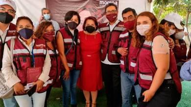 Photo of Celia Maya garantiza unidad y convicción