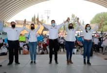 Photo of Mauricio Kuri y Héctor Larios respaldan a Marcia Solórzano