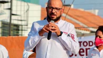 Photo of Ezequiel Montes no quiere más PRI ni PAN: Jorge Luis Montes