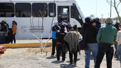 Photo of Transportará UAQ a su personal al Ecocentro Expositor, para vacunación antiCOVID-19