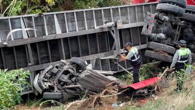 Photo of Accidente múltiple en la México-Querétaro dejó dos muertos