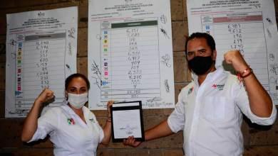 Photo of PRI le arrebató el triunfo al PAN en Colón; ganó Manuel Montes