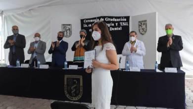 Photo of Egresan 31 nuevos Licenciados en Odontología