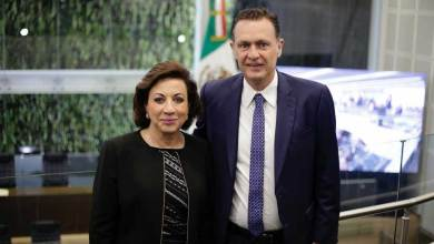 Photo of Lupita Murguía se perfila como Secretaria de Gobierno con Mauricio Kuri