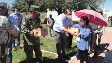 Photo of Memo Vega acercó apoyos a damnificados de inundaciones