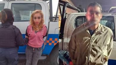 Photo of Detienen a dos narcomenudistas con metanfetamina en San Juan del Río