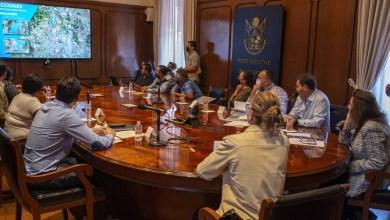 Photo of Se reúnen autoridades estatales con vecinos del fraccionamiento La Rueda