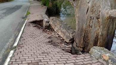 Photo of Vialidades de Tequisquiapan afectadas por creciente del río
