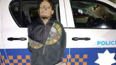 Photo of Aseguran a presunto ladrón en La Estancia