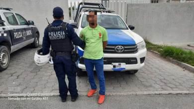 Photo of Detienen a violento sujeto en San Juan del Río