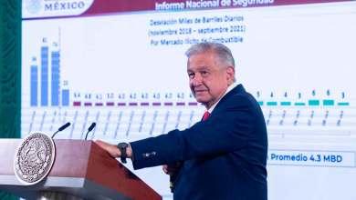 """Photo of Reforma en materia eléctrica; """"conviene al pueblo"""": AMLO"""