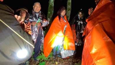 Photo of Rescatan a 7 campistas que se extraviaron en el Pinal del Zamorano