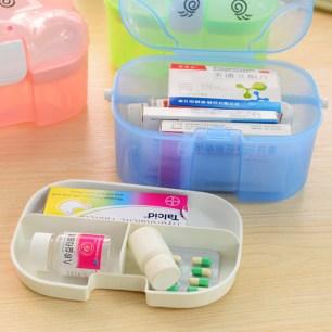 6024-Children-s-first-aid-kit-home-medicine-cabinet-medicine-storage-box-large-multi-storey-small