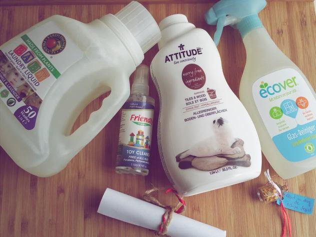 detergenti uz casnic vegis