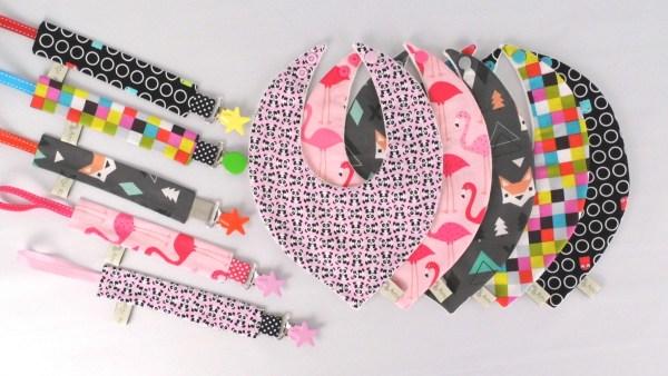 3-banvoir-bandana-bebe-fille-garcon-personnalises-tissu-au-choix-eponge-bambou-bio-bavoir-de-dentition-foulard-personnalized-bandana-bib
