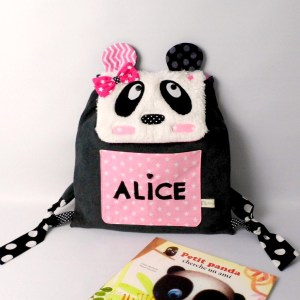 cartable-panda-personnalise-prenom-toddler-backpack-panda-personnalized-name-alice-grey-pink