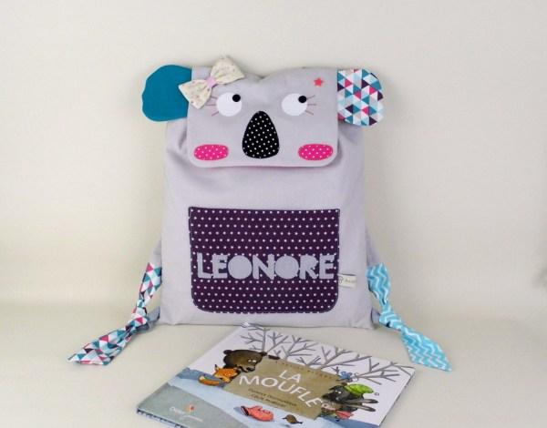 sac-koala-personnalise-prenom-leonore-cartable-maternelle-personnalisable-cadeau-naissance-bapteme