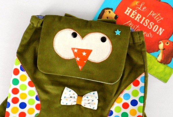 sac-hibou-enfant-sac-a-dos-ecole-maternelle-chouette-vert-multicolores-owl-personalized-name-backpack-preschool