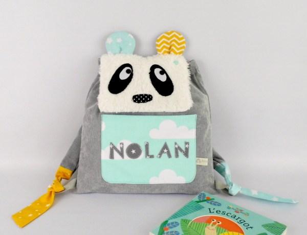 sac-bebe-creche-personnlise-prenom-nolan-ecole-maternelle-toddler-backpack-personnalized-name-panda