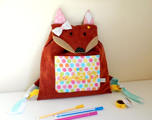 sac-fille-maternelle-renard-brode-prenom-lea-rose-orange-ecole-maternelle-premiere-rentree-des-classes-creche-cadeau-naissance-original-unique-fox-backpack-girl-pink-orange-with-name-preschool