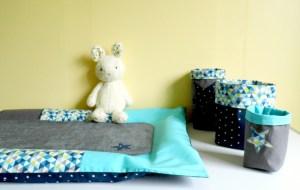 housse-matelas-a-langer-langes-amovibles-bleu-turquoise-marine-gris-etoiles