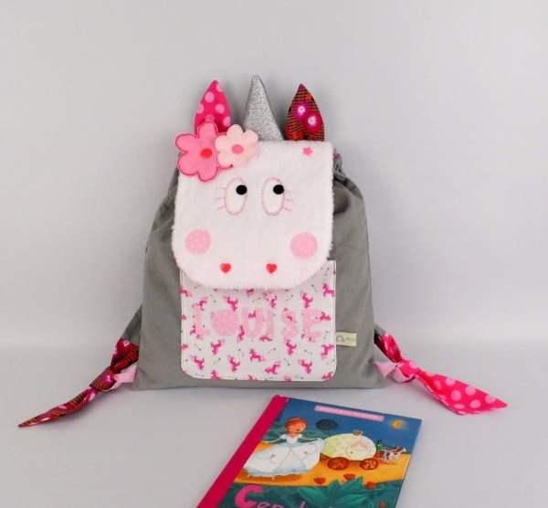 sac-a-dos-licorne-personnalise-prenom-louise-cartable-maternelle-fille-personnalisable---sac-bebe-cadeau-naissance-creche-rose-gris