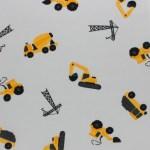 beige-vehicules-chantier-jaunes