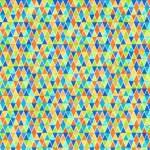 triangles-multicolores