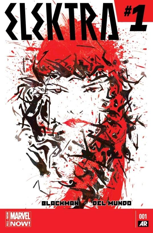elektra blackman comic cover