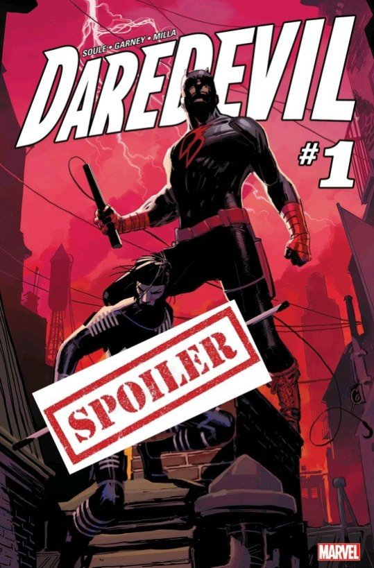 daredevil soule vol 1 summary and spoilers