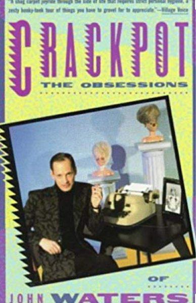 crackpot, book cover