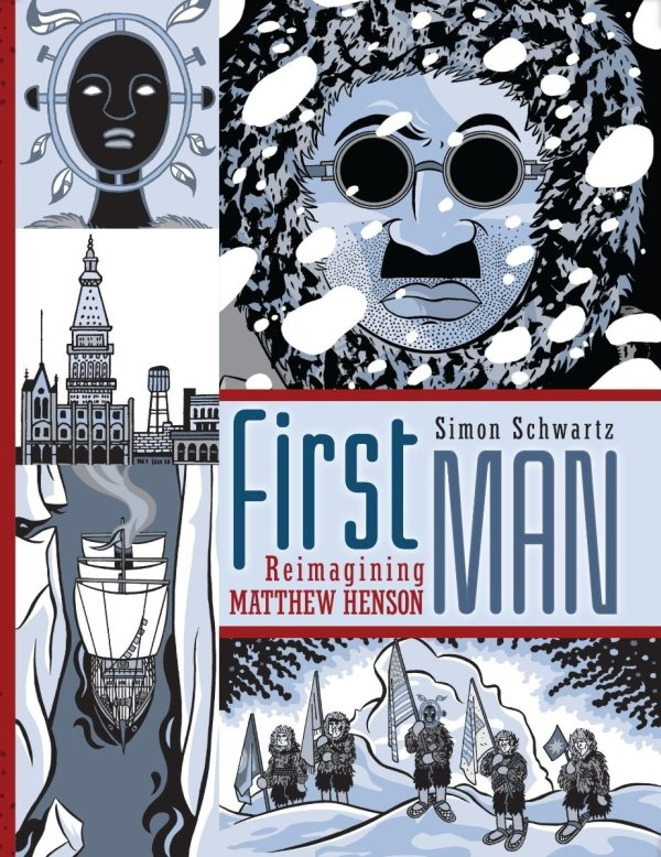 first man graphic novel