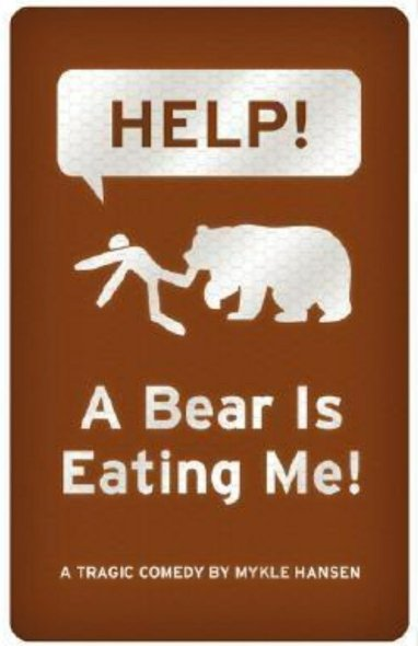 help! a bear is eating me! book cover
