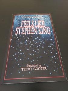 Feels Like Stephen King book cover