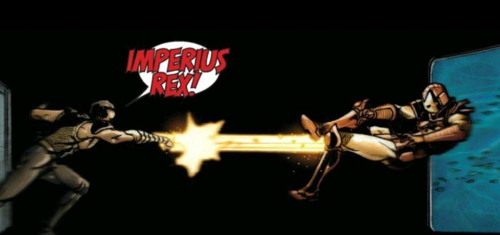 namor attacking iron man