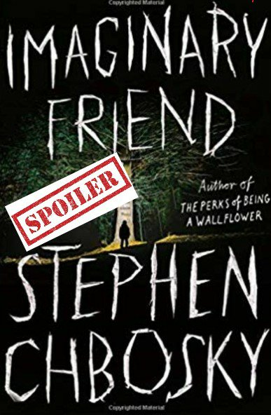 imaginary friend summary and spoilers